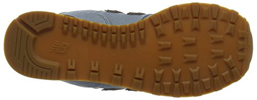 New Balance Ml574v2 Yatch Pack, Sneaker Uomo Blu (Blue)