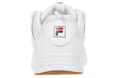 Fila Skydive Vector Low Running Men Sneakers white Comfort Foam