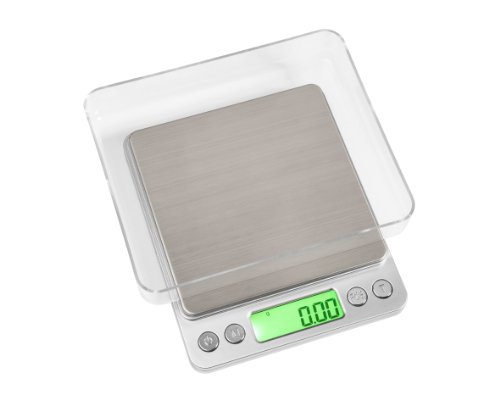 Envy Digital Dose Weigh Scale, 500/0.01