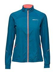 Craft Sportswear Performance Light Run Jacket Women (Large, Blue)