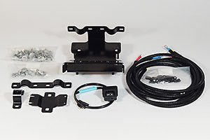 HONDA RANCHER 420 FOREMAN 500 WINCH MOUNT 08L74-HR3-A20