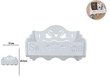 takestop® - Caja Porta Llaves con Estante Sweet Home ...
