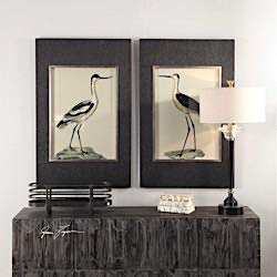 Uttermost Birds On The Shore Prints, S/2 41586
