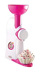 Nostalgia Electrics MTC100 Mix 'N Twist Ice Cream and Toppings Mixer