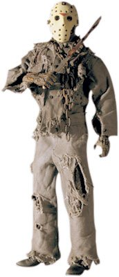 Jason Part 12 (Friday the 13th Part 7 Sideshow Exclusive 12 inch)