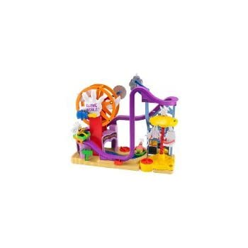 Glove world playset