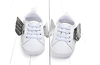 Bling Angel Wings Baby Slip Casual Shoes