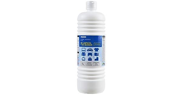 Eroski Alcohol Quemar - 1000 ml: Amazon.es: Alimentación y bebidas