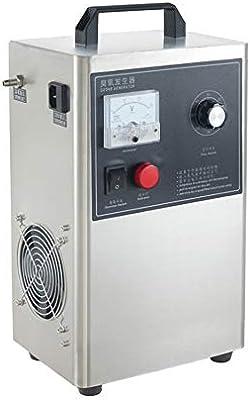 MJ-Brand Living Generador de ozono purificador de Aire ...