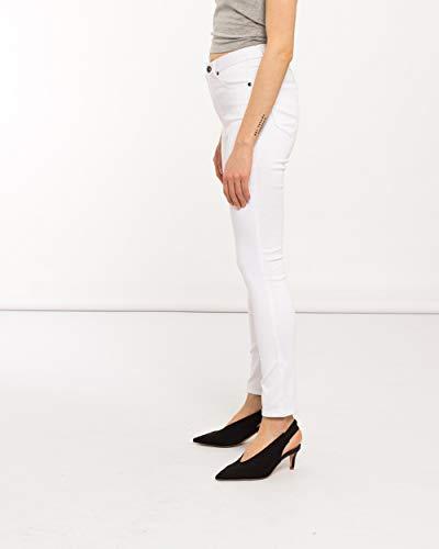 Donna Pantalone Silvian White Rnp18082je By Heach Sh Optical Ix8wFW
