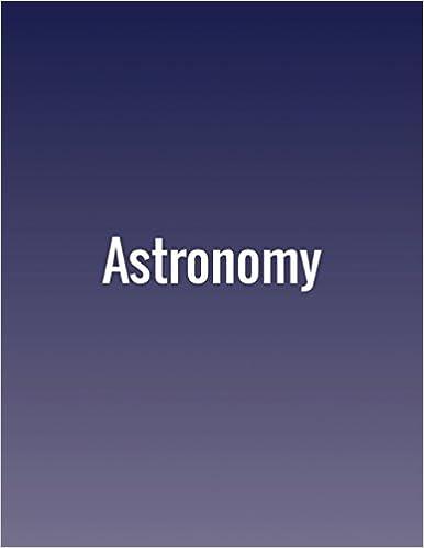 Astronomy Book Pdf