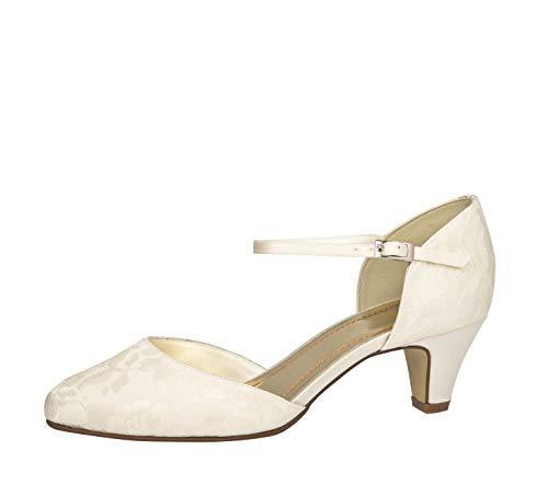 Coloured Alla Con Caviglia Elsa Cinturino Donna Scarpe Shoes 1XZBfBn