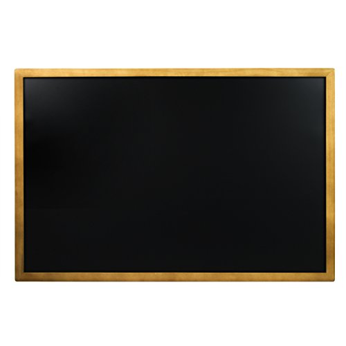 - Porcelain Steel Wall Mounted Magnetic Chalkboard Surface - 24