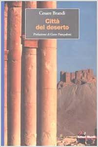 Book Città del deserto