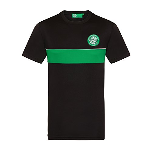 Celtic FC – Camiseta oficial de entrenamiento – Para hombre – Poliéster