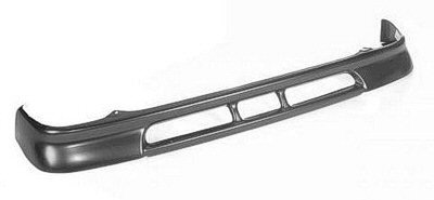 - New Front Lower Valance For 1992-1995 Toyota Pickup Panel, Steel, Painted-Black, 2wd TO1095104