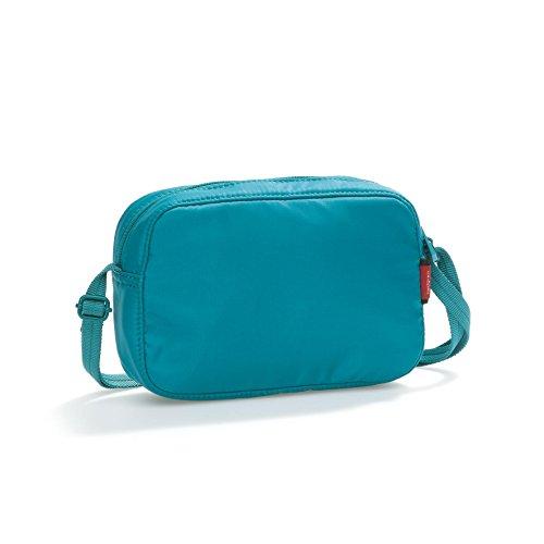 Uno Hedgren 7 3 Ocean Zip x x Crossbody Depths Bag Inches 5 Ocean Depths Horizontal 2 4 Small Pockets drwq8r