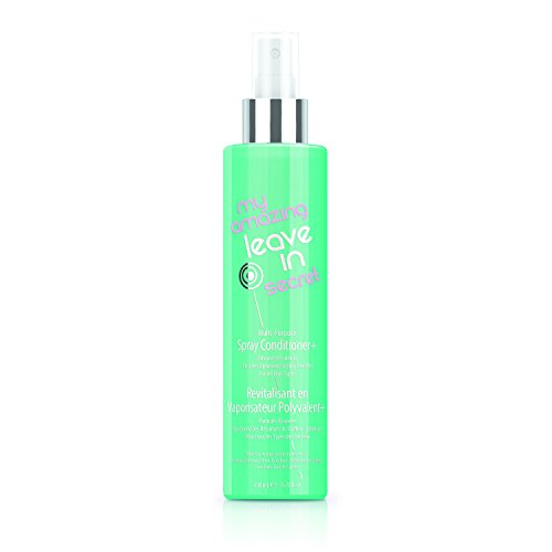 My Amazing Blow Dry Secret Leave-In Spray Conditioner, Floral Fusion, 6.78 Ounce