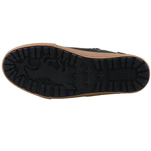 High Herren Graphit Top Grau Hohe 259 Mustang Sneaker qSx5wv644