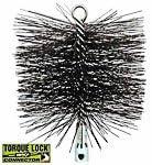 TLC Round Wire Brush-14x14
