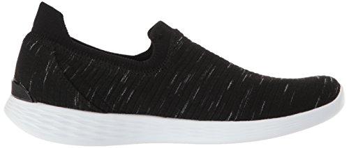 Skechers Womens You Sneaker Zen Nero / Bianco