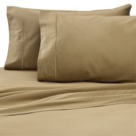 Luxurious Six (6) Piece BRONZE Solid Solid / Plain, KING Size, 1000 Thread Count Ultra Soft Single-Ply 100% Egyptian Cotton, Extra Deep Pocket Bed Sheet Set with FOUR (4) PILLOW CASES 1000TC