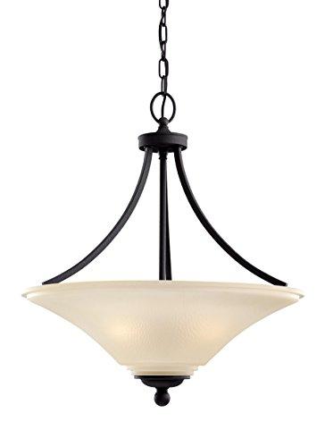 Somerton Pendant, 3-Light 27 Total Watts, Blacksmith (Somerton Pendant Light)