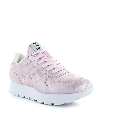 68 Sun Pelle Rosa Sneakers Donna Z1820831 nRqB0wpq