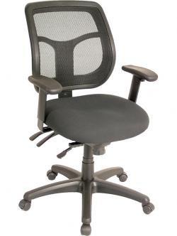 Eurotech Seating Apollo MFT9450 Multi Function Swivel Chair, Black