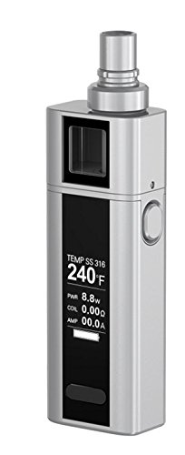 Joyetech Cuboid MINI Full Kit 80W Komplett Set (silber / silver)