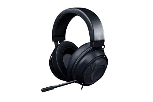 🥇 Razer Kraken Auriculares Gaming con cable para juegos multiplataforma para PC