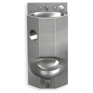Charmant Combination Toilet With Lavatory