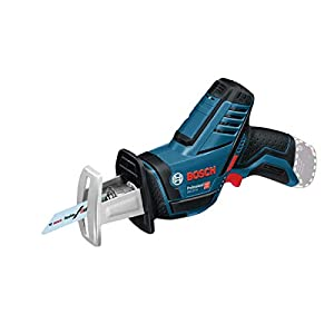 Bosch Professional GSA 12 V-14 Cordless Sabre Reciprocating Saw (Without Battery and Charger) – Carton