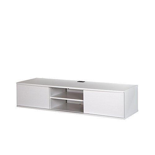 Buy media furniture white
