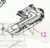 HP RG5-6208-180CN Paper pick-up assembly - For paper input tray 4 by HP