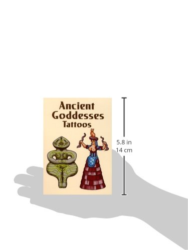 Ancient Goddesses Tattoos (Dover Tattoos)