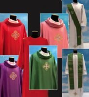 (335 Francesco Fabric Vestments)