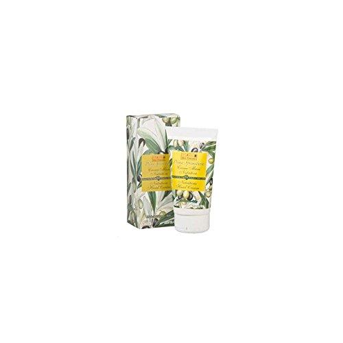 Italy Tuscany Toscano Italian - Prima Spremitura Organic Extra Virgin Olive Oil Hand & Nail Cream (5 oz)