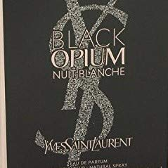 Yves Saint Laurent Black Opium Nuit Blanche Sample Spray - 0.05 fl oz