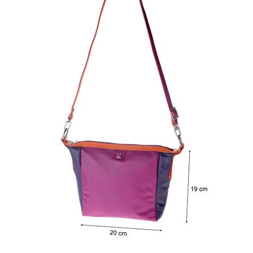 Violet Donna Borsa 1198 534 Spalla A 12 Dudu Compact Viola wHYqf8nxtU