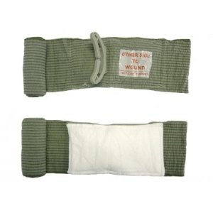 4″ Israeli Battle Dressing Bandage, Health Care Stuffs