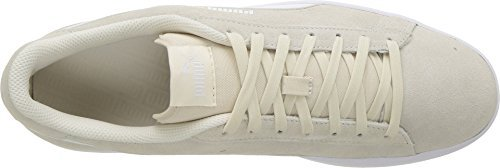 PUMA Men's Smash V2 Birch/White 8 D US