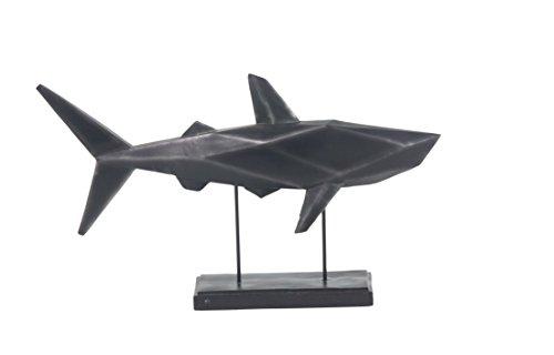 Deco 79 59139 Sculpture, Black