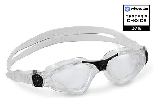 Aqua Sphere Kayenne Swim Goggles Made In Italy Adult