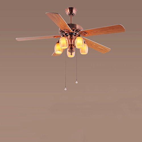 Decorazione creativa Simplicidad moderna Ventilador de techo de ...