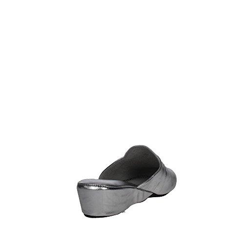 Cinzia Soft 442 Clogs Women Silver ACFQDUJt