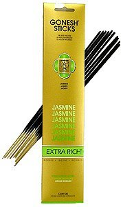 Extra Rich Collection - Jasmine 5 Packs (100 Incense Sticks Total) ()