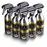Aero 5619-6 Supple Leather and Vinyl Conditioner - 16 oz., (Pack of 6)