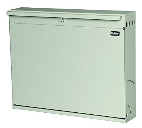 Bretford Wall Mount - Datum Storage LTL-2H-T15 Intellerum Laptop Locker with Hasp Lock, Bone White