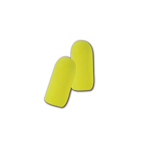 E-A-R by 3M 10080529910049 391-1004 Soft Yellow Neon Disposable Uncorded Earplugs Bulk Refill, One Size Fits All (Pack of 500) by 3M (Image #1)